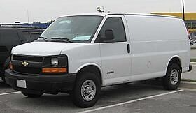 CHEVY EXPRESS 2500HD PRICED TO SELL!!