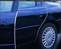 PROTECTOR-MOLDING-TRIM-DOOR-EDGE-GUARDS-CHROME