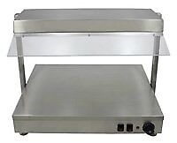 Hot Plate 70cm, Carvery with Lights EN201 (oct)