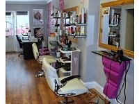 Hairdresser chair for rent in Beeston.