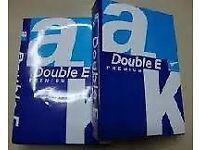 Double A A4 Size Copy Paper