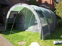 SUNCAMP VARIO 5 TENT (only used twice) £150 ONO
