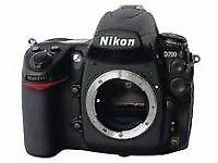 Nikon D700 low shutter count