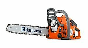 "BRAND NEW - HUSQVARNA CHAINSAW (440) 18"" - 41CC - GAS"