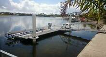 Pontoon boat dock Wauchope Port Macquarie City Preview