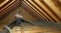 Insulation contractor for hire!