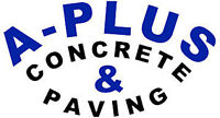 QUALITY & AFFORDABLE CONCRETE & ASPHALT