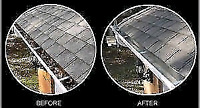 Sameday Eavestrough Cleaning & Repair call/text 204-451-7751