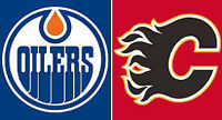 Edmonton Oilers Tickets vs. Calgary Flames - Saturday January 16