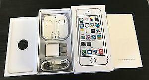 Iphone 5s New in Box unlocked 6 months warranty 16 and 32 gigs available from $200
