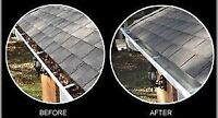 Eavestrough Cleaning~ Repair Service Call/text 204-808-4375