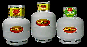 FREE DELIVERY BRAND NEW 4KG FULL GAS BOTTLE $29.99