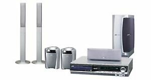 JVC TH-C50 Digital Home Theatre System