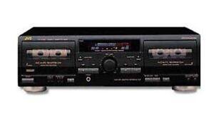 Double cassette decks - Lecteur cassette double