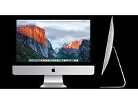 iMac 21.5 inch 2.7Ghz Intel Core 8GB Memory 2015 (Logic Pro X and Multiple Vsts)