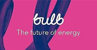 £100 of your gas electricity with bulb energy !!