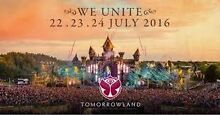 TOMORROWLAND  FULL MADNESS 3 DAY PASS Oatley Hurstville Area Preview