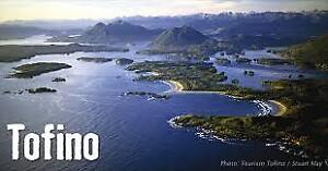 Tofino or Ucluelet Accomodations for 4