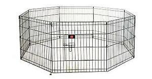 GREEN RABBIT PLAY PEN OR FOR SMALL ANIMALS