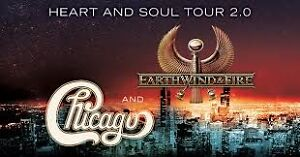 Chicago with Earth Wind & Fire