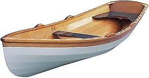 Recreational row boat wanted