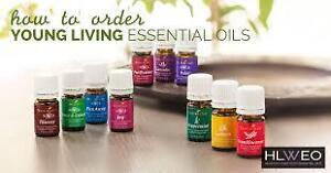 If you need young living essential oils contact me