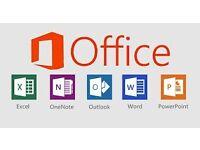 Microsoft office 2016 - 2013 for windows / macbook laptop or Imac , PC Desktop