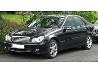 Mercedes Benz w203 w211 vito 2.1 2.2 BREAKING C E S CLASS parts available merc breakers Blackburn