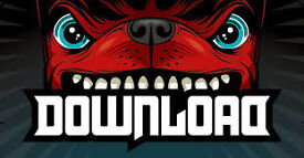 ticket with 3day camping for download festival