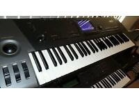 Technics SX-WSA1 - super rare vintage acoustic modelling synth - synthesizer keyboard. A+ condition