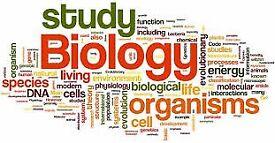 A' Level Biology Tutoring