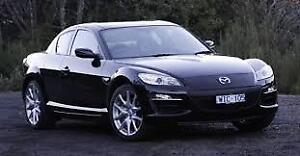 2009 Mazda RX-8 CUIR Bicorps