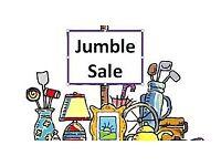 Jumble Sale Henham Village Hall 6th November