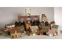 Hornby model buildings wanted