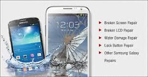 Repairs Service for Samsung Galaxy  iPhone  LG  Xperia