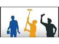 Special finish plasterers, Painters, Decorators