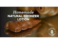 Handmade tinted moisturiser
