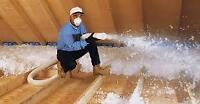 Attic Insulation full and Top up of Attic Insulation