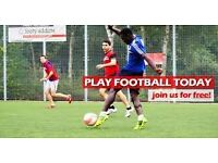 FOOTYADDICTS ------- Play football today , all abilities welcome