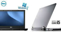 DELL core i5  2.67ghz  graveur dvd laptop  E6410 webcam special