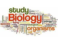 Webcam Biology A-level & GCSE Tutor (NI Based)