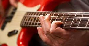 Bass Guitar Lessons in KW. Kitchener / Waterloo Kitchener Area image 1