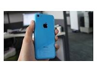 iPhone 5c blue 16gb ee can deliver