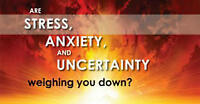 Stuck in a Rut? Stressed out! Looking for a change in your Life?
