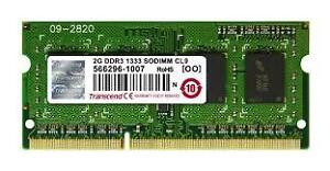 2G DDR3 1333Mhz RAM for Windows or MAC laptop