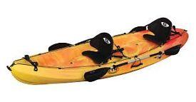 new rtm ocean duo kayak package