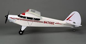 NEW IN BOX RC SUPER CUB S PLANE