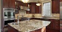 Granite & Marble countertop restoration