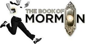 The Book Of Mormon -The Princess Of Whales Theatre(March 22,8pm)