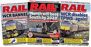 Railroad Magazines/Catalogs